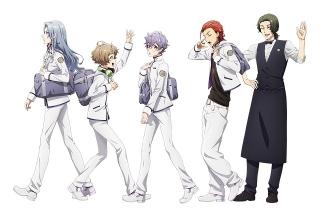 オリジナルTVアニメ「Fairy蘭丸」4月放送 18日にキャスト登壇オンライン発表会開催