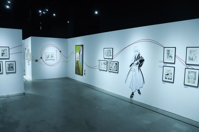 「るろうに剣心」25周年を記念した初の大規模作品展、その全貌に迫る - 画像14