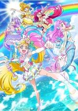 「トロピカル~ジュ!プリキュア」2月28日放送開始 海とコスメがモチーフ