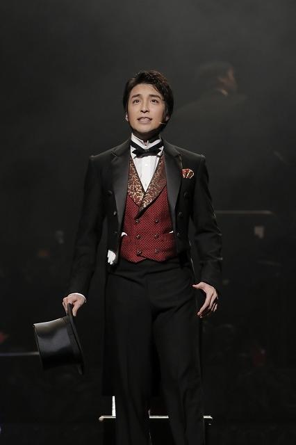 【若林ゆり 舞台.com】波瀾万丈、数多の受難を乗り越えたミュージカル「イリュージョニスト」が見せる、極上の幻惑!