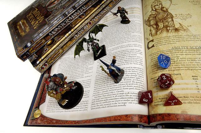 人気ゲーム「ダンジョンズ&ドラゴンズ」が映画化に続きテレビシリーズ化