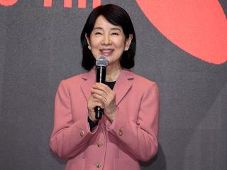 吉永小百合、全国のがん患者にエール「寄り添えるサポーターになりたい」