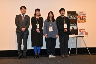 「ndjc2020」合評上映会で植木咲楽、木村緩菜、志萱大輔の3監督作品がお披露目