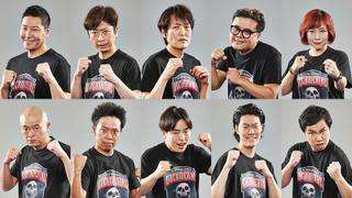 「ドキュメンタル」シーズン9にジュニア、フット後藤、ゆりやんら 霜降り明星はコンビで参戦