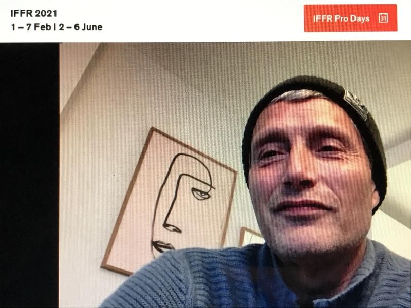 マッツ・ミケルセン、ロッテルダム映画祭オンライン版オープニングで新作上映 トークも参加