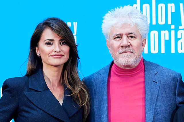 ペドロ・アルモドバル監督&ペネロペ・クルス、再タッグ 新作は3月撮影開始