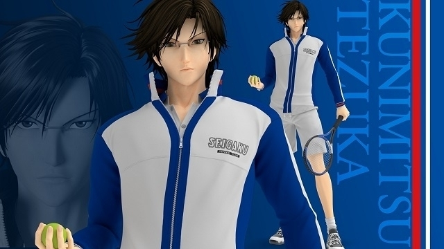 リョーマ!The Prince of Tennis」リョーマ、南次郎、手塚、跡部、桜乃 ...