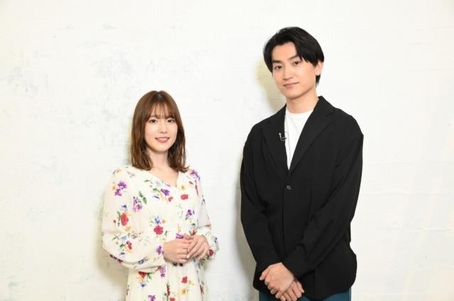 内田真礼が若手俳優・金子大地とタッグ レコメンド映画番組「ムビきゅん」MC担当