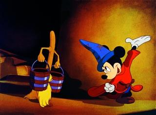ディズニー不朽の名作「ファンタジア」が劇場公開 アニメーションとクラシック音楽の美しい融合