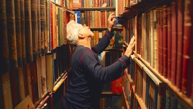 「No Book, No Life! 本のない人生なんて。」