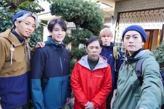 「JO1」川尻蓮・川西拓実・木全翔也 映画「半径1メートルの君」に出演