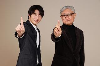 田中圭、無罪確定事件を再捜査するクセモノ刑事に! 堤幸彦監督と14年ぶりタッグ、「死神さん」Huluで秋配信