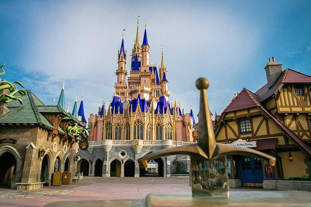 ディズニーのテーマパーク「マジックキングダム」をテレビドラマ化
