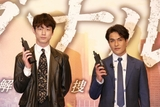 坂口健太郎、「劇場版シグナル」を力強くアピール「面白かったです」