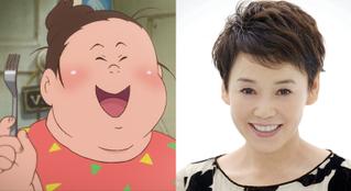 大竹しのぶ、明石家さんま企画・プロデュースの映画に声優出演 「漁港の肉子ちゃん」主人公役