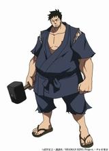 「SHAMAN KING」阿弥陀丸の親友・喪助役は森田成一