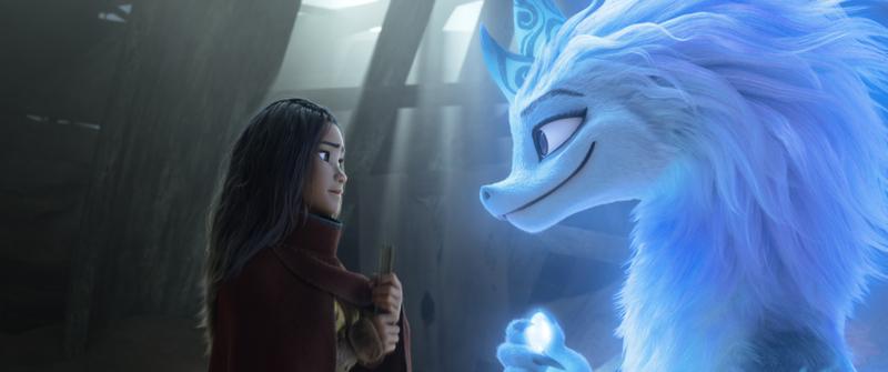 「ラーヤと龍の王国」脚本家が明かす、最後の龍シスーの魅力「見ていて本当に楽しい」
