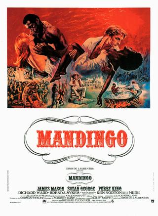 米映画史上最大の問題作「マンディンゴ」新場面写真 「フライシャー天才!」黒沢清監督らがコメント