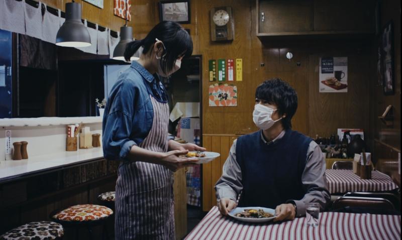夏帆、石井杏奈、村上虹郎ら出演 コロナ禍に生きる人々描く「息をひそめて」予告