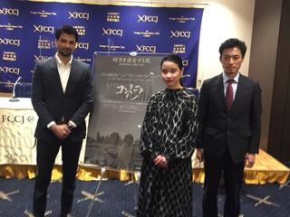 「大林賞」を受賞、インド出身の監督が日本で撮り上げた「コントラ」 後ろ向きに歩く男の正体は…?