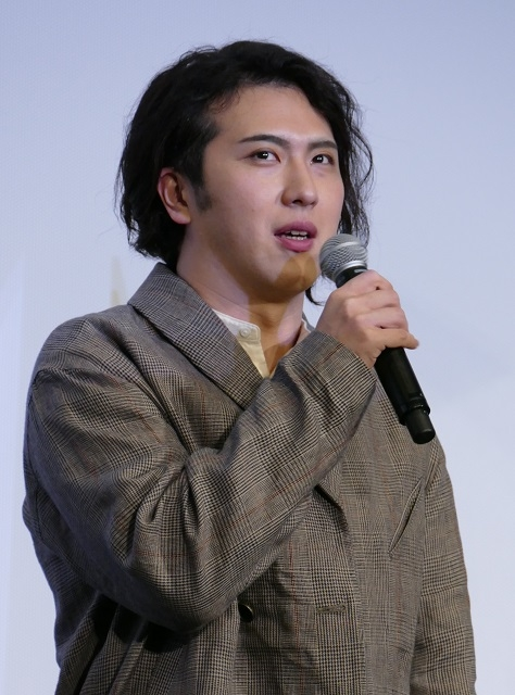 尾上松也、初主演映画の封切りに感無量「役者冥利につきる」