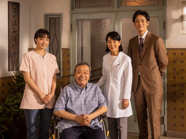 いのちの停車場 : 作品情報 - 映画.com