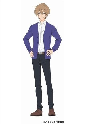 櫻井孝宏が男子新体操部の監督に オリジナルアニメ「バクテン!!」出演