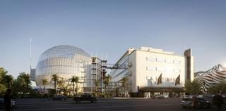ハリウッドの新たな中心地に!アカデミー映画博物館の内部を初公開