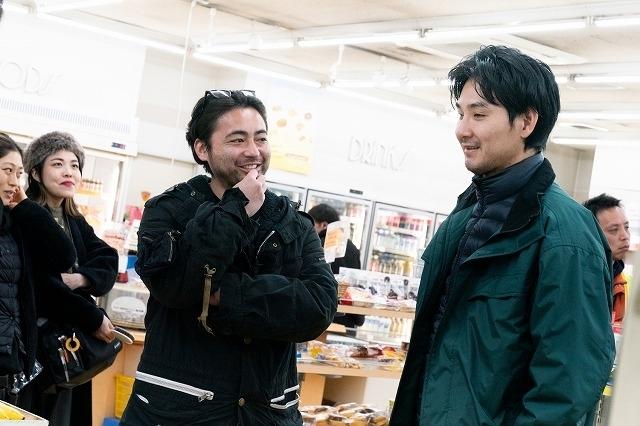 山田監督の演出パート「Winter Love」が本格始動!