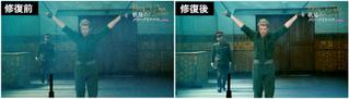 「戦場のメリークリスマス」「愛のコリーダ」デジタル修復作業前後を比較する映像公開