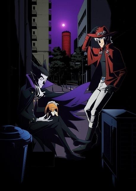 ギャグアニメ「吸血鬼すぐ死ぬ」10月放送開始 シリアス調のティザーPV披露