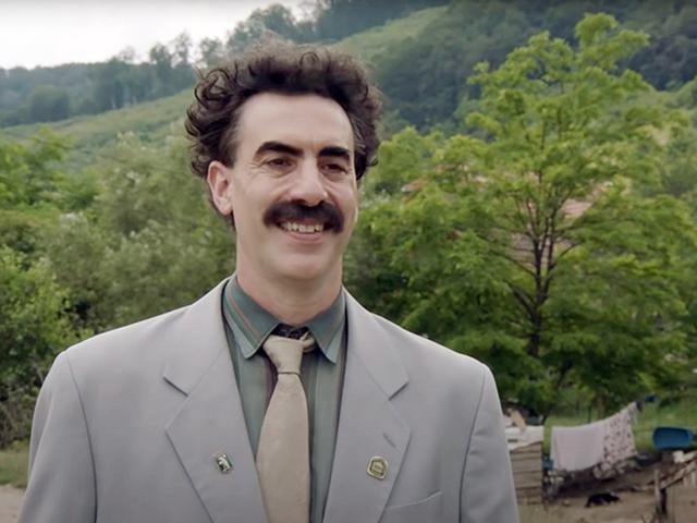 「続・ボラット」がアカデミー賞史上もっとも長い映画タイトルでギネス認定