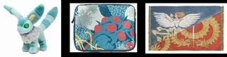 「風の谷のナウシカ」王蟲、青色のテトのぬいぐるみなど 「アニメージュとジブリ展」グッズ公開