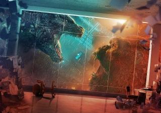 【全米映画ランキング】「ゴジラvsコング」がコロナ・パンデミック以降最高の興収で首位デビュー