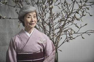 """富司純子「椿の庭」で演じた""""絹子さん""""は「私のベストワンじゃないかと思うほど」"""