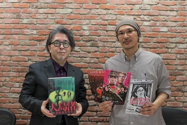 樋口尚文(左)、森直人(右)