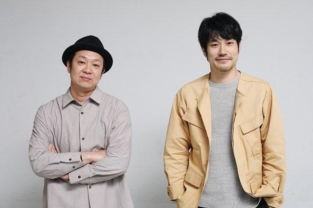 (左から)吉田恵輔監督、松山ケンイチ