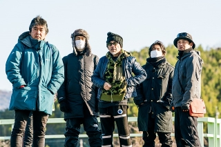 「裏ゾッキ」本予告公開! 松井玲奈がナレーション、竹原ピストルが主題歌を担当