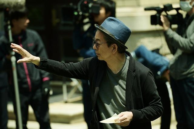 水谷豊監督作第3弾の舞台はオーケストラ 指揮者・西本智実が初の映画音楽監督に