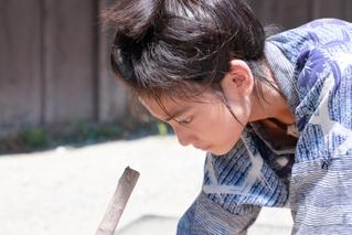 葛飾北斎の謎に満ちた少年期 「HOKUSAI」城桧吏出演の冒頭シーン