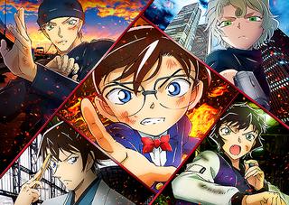 【国内映画ランキング】「名探偵コナン 緋色の弾丸」、シリーズ最高のオープニング記録で首位!
