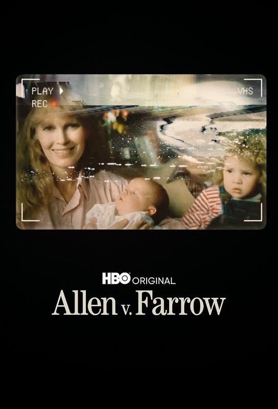 「Allen V Farrow(原題)」5月26日よりU-NEXTにて見放題で独占配信