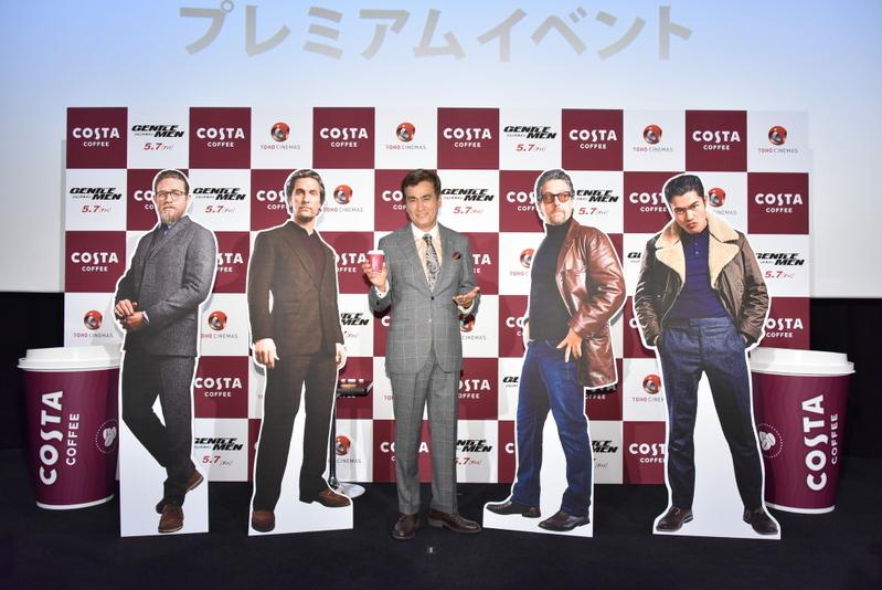 石原良純、渡哲也さん&舘ひろしはジェントルメン「見ていないようで、見ていてくれる」