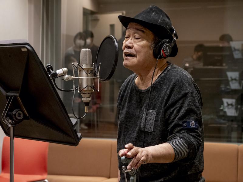西田敏行、「いのちの停車場」応援歌を歌唱 作曲・村治佳織が絶賛「表現する力に圧倒された」