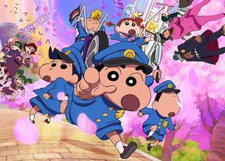 映画「クレヨンしんちゃん」最新作、公開延期