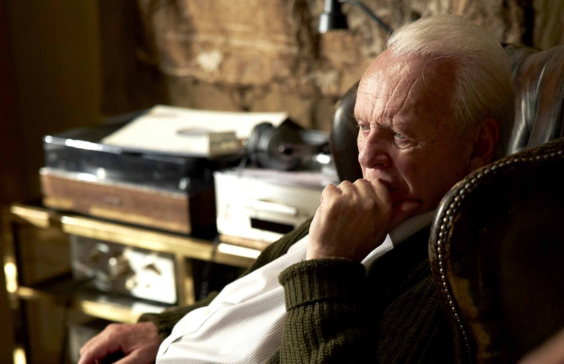 認知症患者演じたA・ホプキンス、役作りは自身の父親を参考に 「ファーザー」インタビュー映像公開
