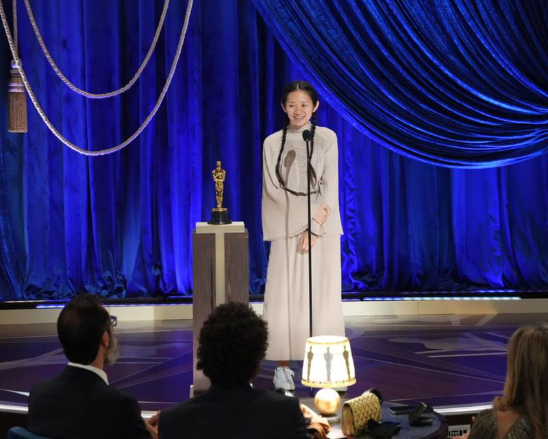【第93回アカデミー賞】「ノマドランド」中国出身のクロエ・ジャオが監督賞! 女性で2人目、アジア系女性としては初