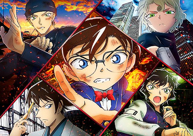 【国内映画ランキング】「名探偵コナン 緋色の弾丸」が2週連続で首位を獲得!「るろうに剣心」が2位