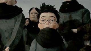 父が政治犯の疑いで逮捕され… 北朝鮮強制収容所の実態描くアニメ「トゥルーノース」本編映像