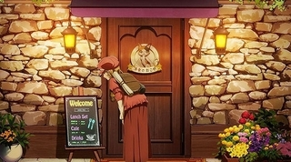 「異世界食堂」第2期製作決定 店主役の諏訪部順一、上坂すみれら続投
